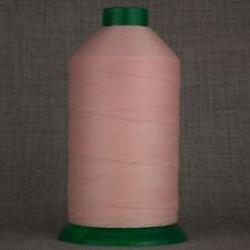 Incollato Nylon Filo da Cucire 20s 1,500mtr Rosa 20 terreno 150 Tex in pelle Riparazione Oxley