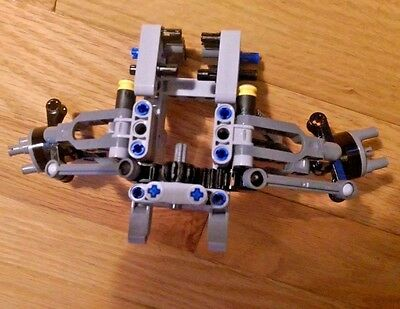 Independen Suspension for Servo Motor new parts LEGO Technic Front Steering