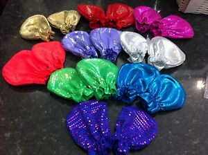 Twirling-Baton-End-Covers-Majorette-Baton-End-Covers-Choice-of-Colours-NEW