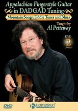 Appalachian Fingerstyle Guitar in DADGAD Tuning DVD Two: Mountain Song 000124636