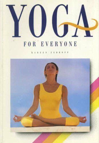 NEW BOOK Yoga for Everyone by Kareen Zebroff (Paperback)