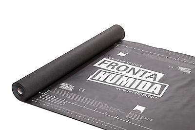 Baustoffe & Holz PräZise Solitex Fronta Humida Rolle 75 M2 FöRderung Der Produktion Von KöRperflüSsigkeit Und Speichel Heimwerker