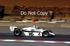Keke Rosberg Williams FW08 Las Vegas Grand Prix 1982 Photograph