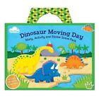 Dinosaur Moving Day by Elizabeth Lawrence (Novelty book, 2014)