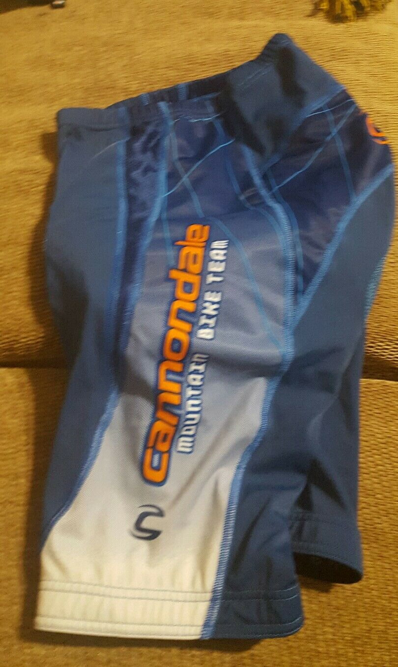 Cannondale  Cycling shorts Men sz Small  first time reply