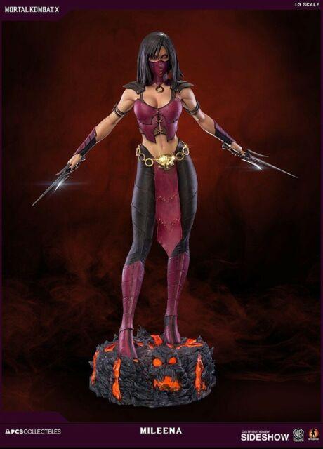 Mileena 1/3 Statue Mortal Kombat X Pop Culture Shock ca 71