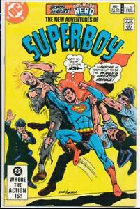 New-Adventures-of-Superboy-Comic-Book-Vol-4-38-February-1983