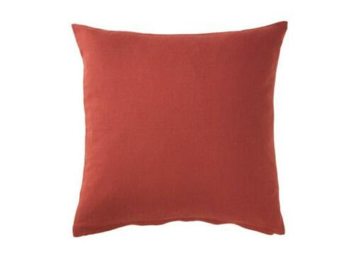 IKEA Cushion cover VIGDIS Red-orange 50 x 50 cm 503.265.29 UK-BMCR