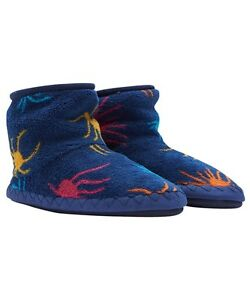 JOULES Potter Spider Slippers FreeUKP/&P