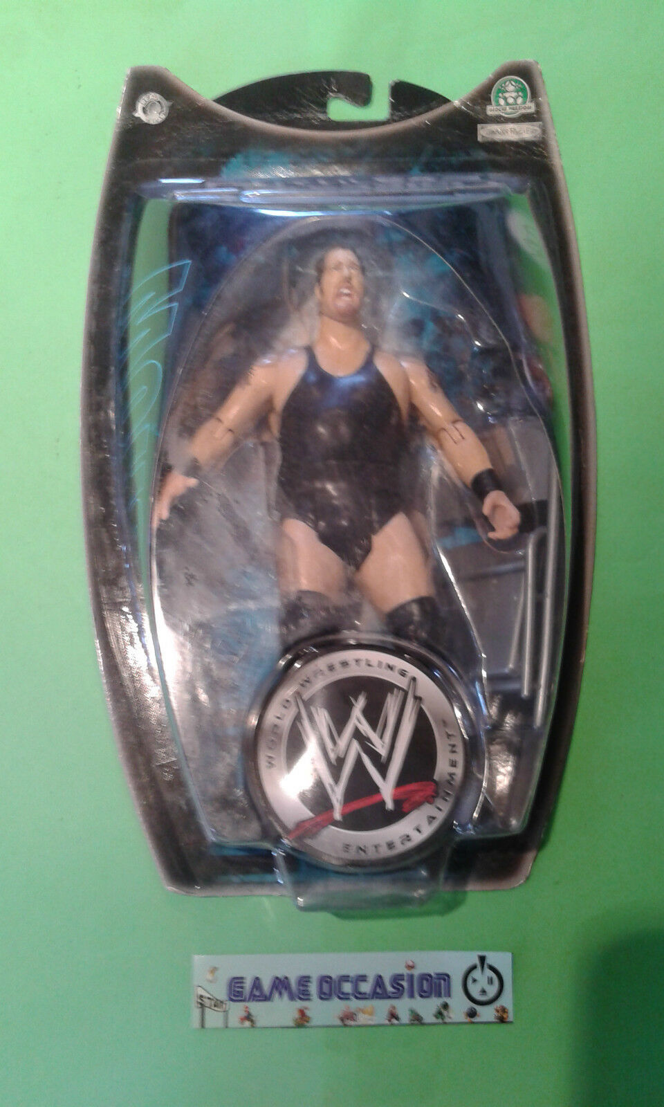 FIGURINE CATCH WWE BIG SHOW RUTHLESS AGGRESSION WRESTLING TOY