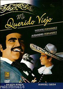 Vicente Fernandez Mi Querido Viejo New Dvd 735978014017 Ebay