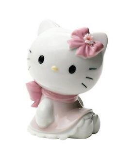 Figurine Nao Porcelaine Par Lladro Hello Kitty 02001663