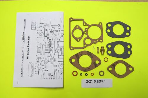 Tillotson Carburetor Repair Kit Carb JR3 Oakland Sedan NEW