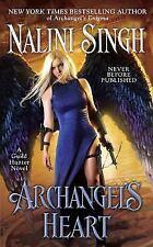 A Guild Hunter Novel: Archangel's Heart 9 by Nalini Singh (2016, Paperback)