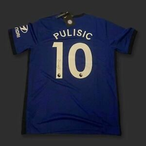 Christian Pulisic Signed Chelsea 20/21 Shirt