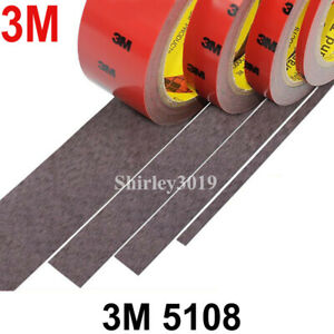 3M-VHB-CP5108-Double-Sided-Acrylic-Foam-Automotive-Car-Tape-0-8mm-thick-STRONG