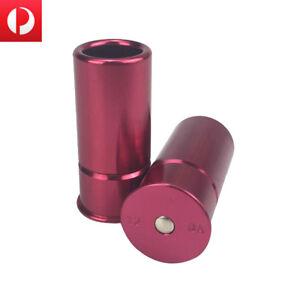 Tourbon-2pk-12GA-Gauge-Shotgun-Metal-Shooting-Snap-Caps-Firing-Pin-Dummy-Rounds