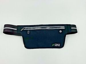 Fitter-039-s-Niche-Ultra-Slim-Waist-Fanny-Pack-Adjustable-Running-Belt-Reflective