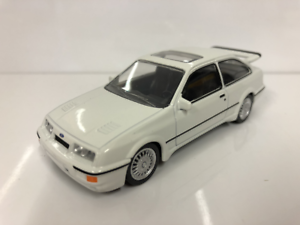 Ford-Sierra-RS-Cosworth-1986-White-1-43-Norev-Jet-Car-270559-Boxed