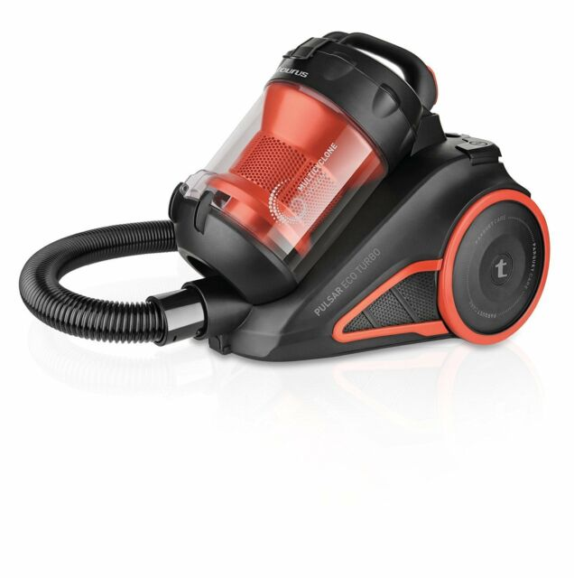 Taurus Press Ecoturbo Vacuum Cleaner without Bag Capacity 2 Litres Hepa System 8