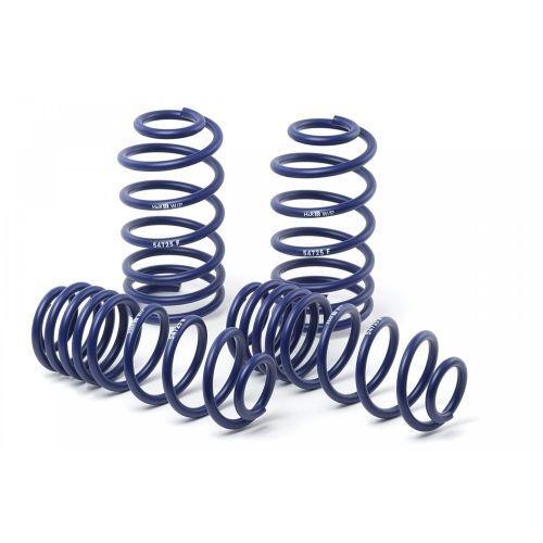 H/&R Spring 53043 Sport Lowering Coil Spring Fits 03-08 Infiniti FX35 V6