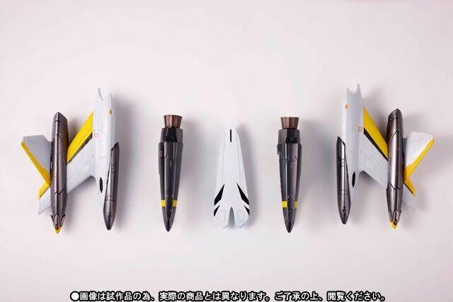 DX CHOGOKIN SUPER PARTS for YF-29 DURANDAL VALKYRIE 30th ANNIVERSARY Ver BANDAI