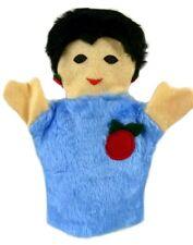 Teacher Apple Blue Dress Shirt Children Pretend Play Hand Sheram Puppet Inc New