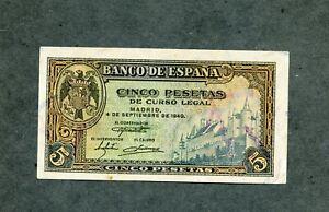 BILLETE-5-PESETAS-1940-SERIE-E7031931-SC