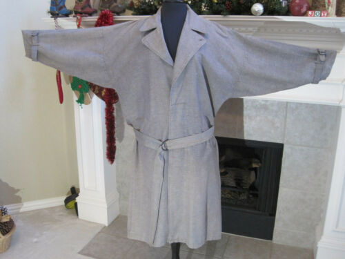 Men's Willi Smith WilliWear Designer Trench Coat -
