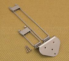 TP-0433-010 Frequensator Style Guitar  Trapeze Tailpiece Chrome Archtop Models