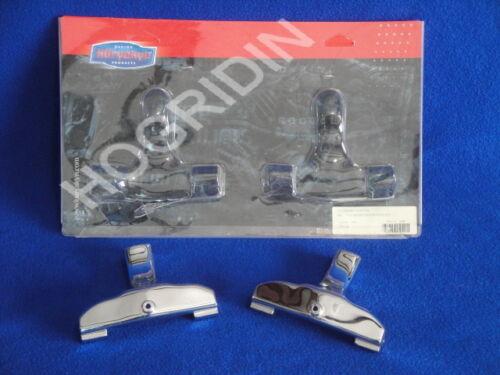 Kuryakyn 7924 Harley softail dyna passenger footboard adapter mounting kit
