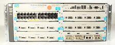 HP ProCurve Switch 5406zl Switch w/ 6 Modules Gig-T X 24 10 GbE x 4 10G CX4 x 16