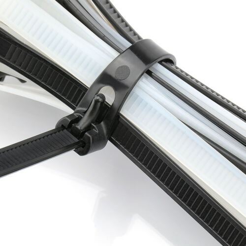 Releasable Nylon Self-locking Cable Tie Wire Binding Zip Ties Wrap Strap