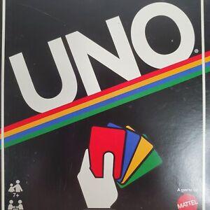 Retro Edition Mattel Uno Card Game