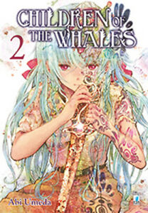 CHILDREN OF THE WHALES 2 (Abi Umeda) - STAR COMICS - Italia - CHILDREN OF THE WHALES 2 (Abi Umeda) - STAR COMICS - Italia