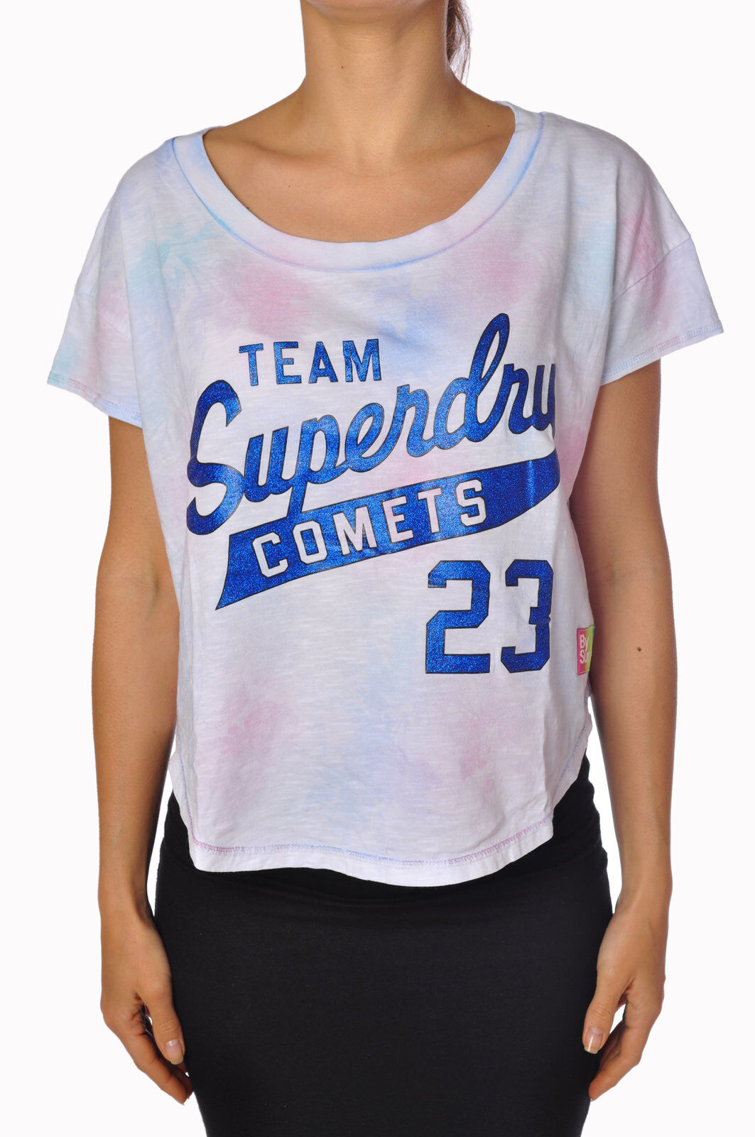 Superdry - Topwear-T-shirts - woman - 791917C181345