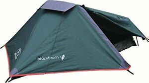 Details about Highlander Blackthorn 1 Man Solo Occupancy Lightweight Backpacking Camping Tent