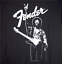 Fender-Jimi-Hendrix-Collection-Peace-T-Shirt-Black-and-White-XXL Indexbild 1