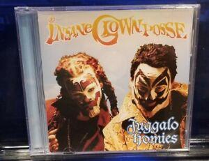 Insane-Clown-Posse-Juggalo-Homies-CD-twiztid-rare-blaze-ya-dead-homie-esham