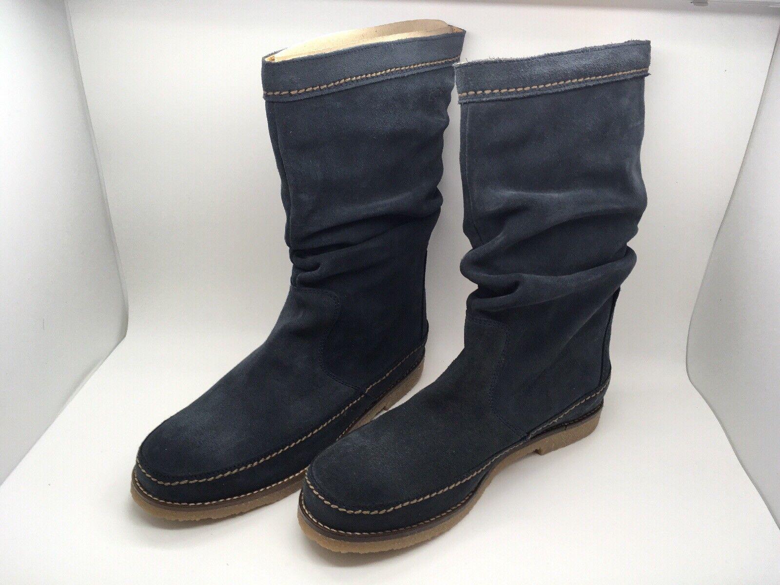 Stiefel BST neuves cuir Blau Pointure 38 EUR   6.5 US