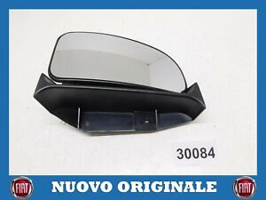 Glass Left Wing Mirror Rear View Mirror FIAT Ducato 2
