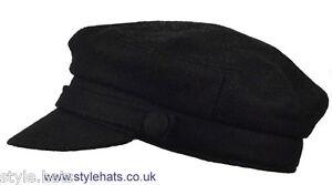 24ea08132d3 Image is loading FIDDLER-1960s-BRETON-CAPTAIN-HAT-CAP-BY-G-