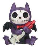 Flappy Vampire Bat Furry Bones Statue Display