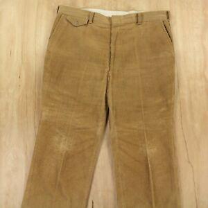 Distressed-Vintage-USA-Made-luettgens-LTD-WIDE-Wale-Kord-Hose-38-x-30-Talon-42