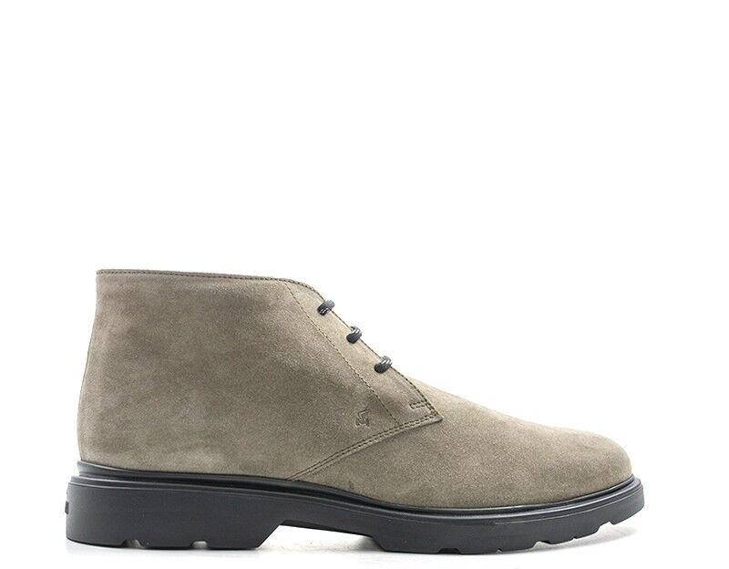 shoes HOGAN Homme BEIGE en daim HXM3930W352JCG205U