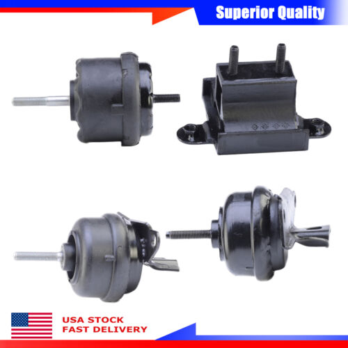Outback 2.5L for Auto. Engine /& Trans Mount 4PCS 2010-2012 for Subaru Legacy