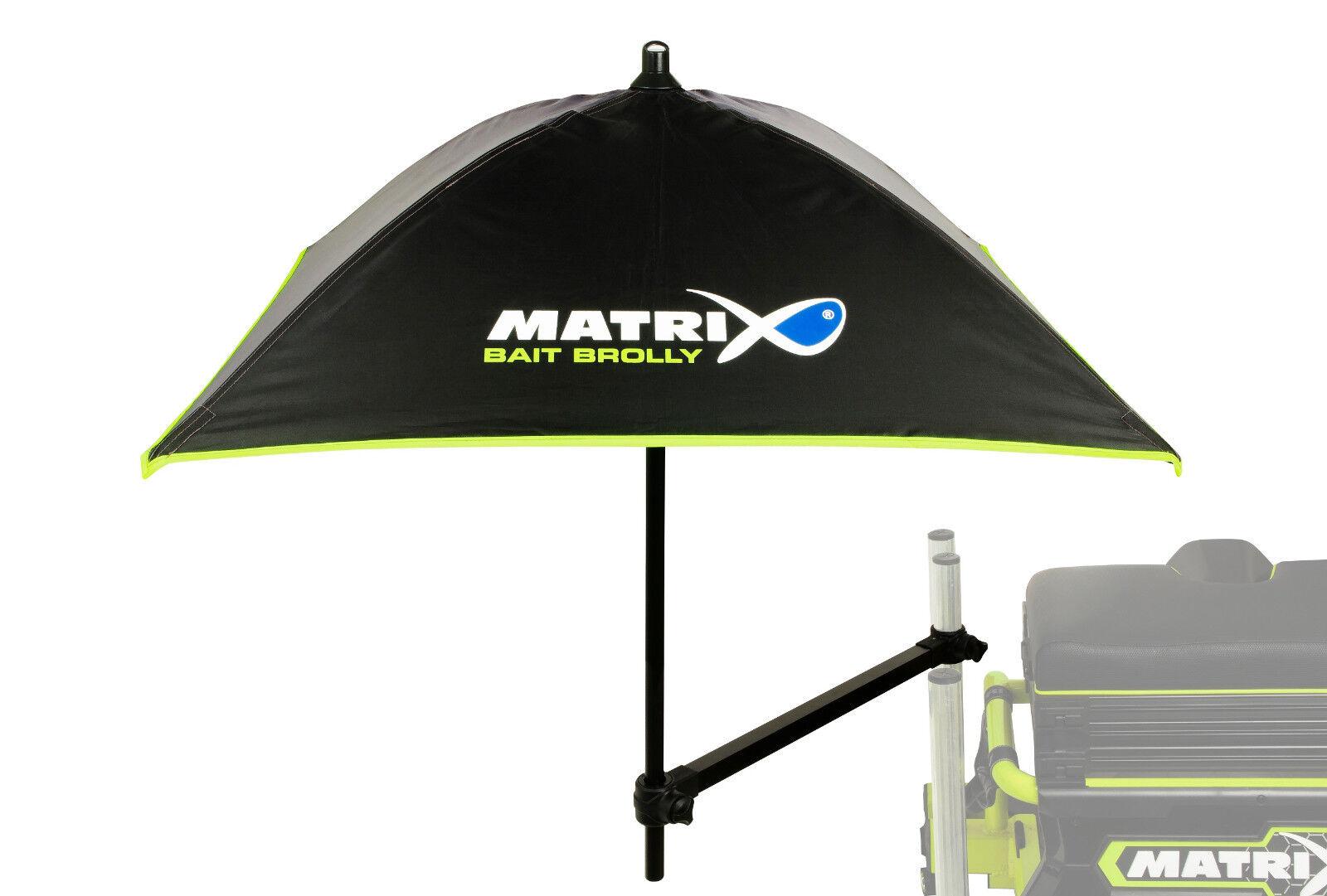 Fox Matrix Bait Brolly Inc. braccio di supporto gum008 Ombrellone Schermo Angel protezione agenti atmosferici
