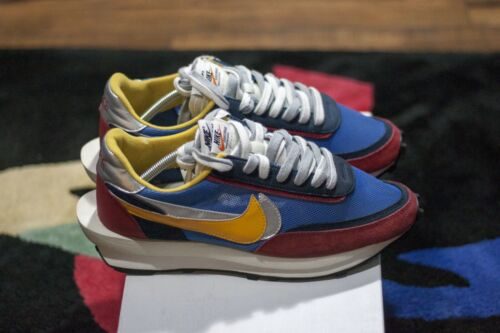 Nike LDWaffle x Sacai Varsity Blue 2019