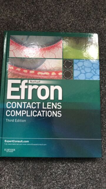 Expert Consult Contact Lens Complications Online And Print Textbooks Allied Health Services