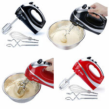 5 Speed Turbo 300W Hand Food Mixer Whisker